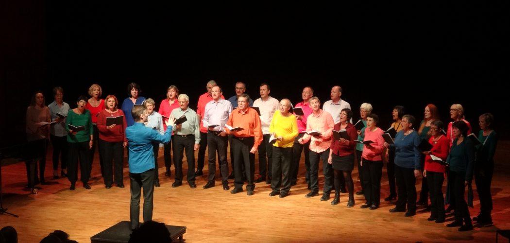 Concert des Chorales de Ja Cool Choeur