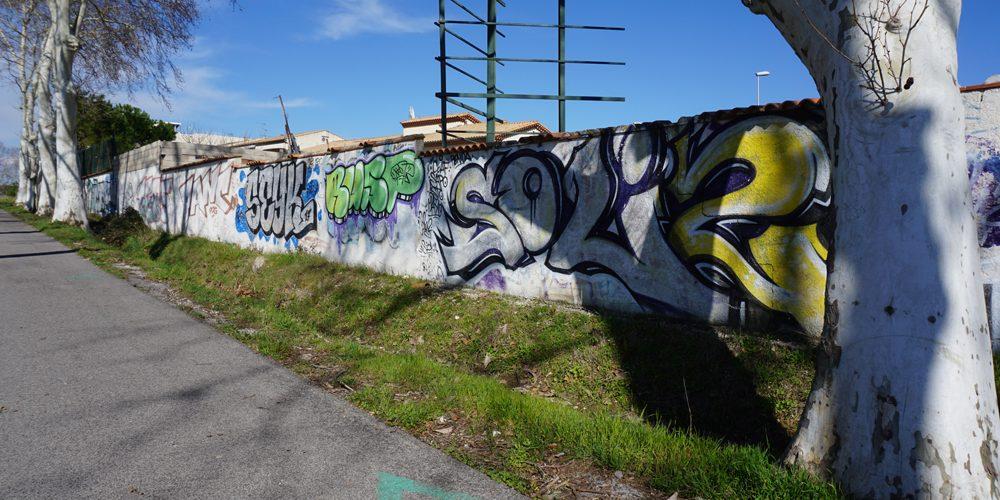 Votre commune traite les tags et les graffitis