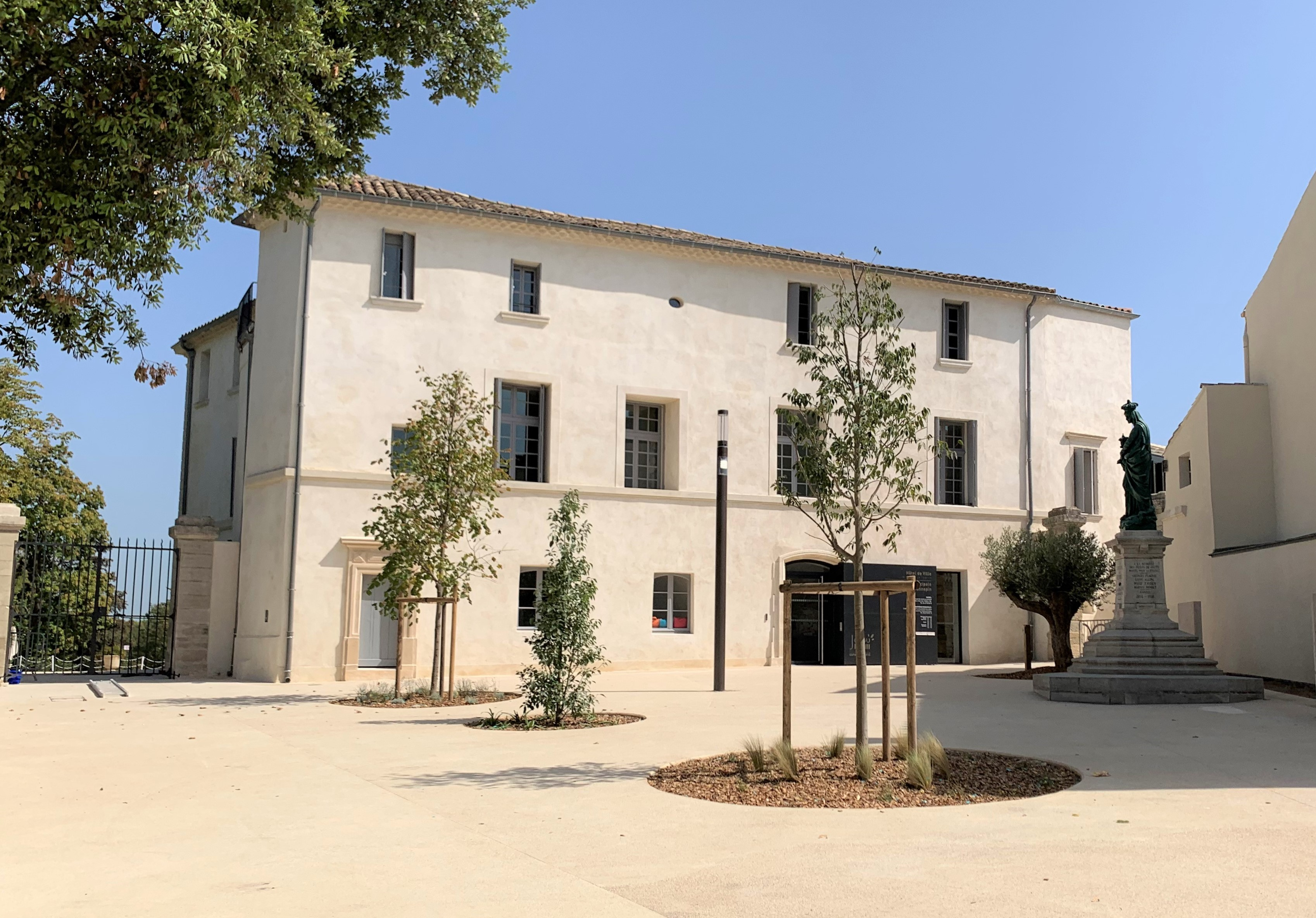 Accueil Mairie Jacou