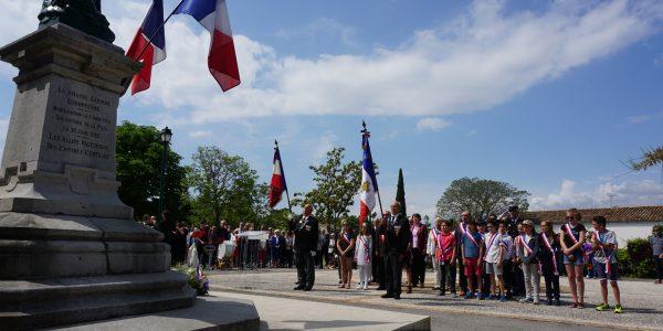 Fête de la Victoire 1945