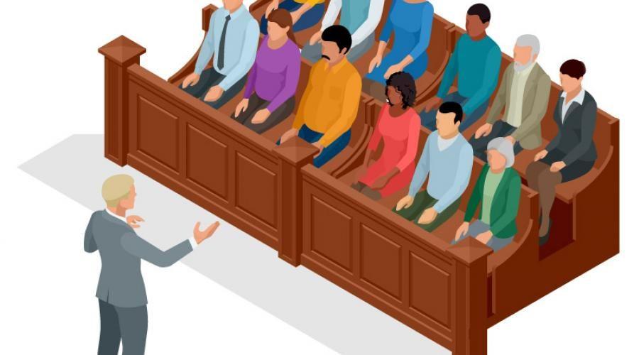 Tirage au sort pour les jurés d'assises
