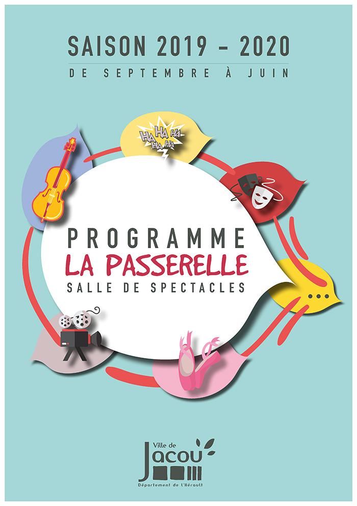 Programme de La Passerelle - Saison 2018 / 2019