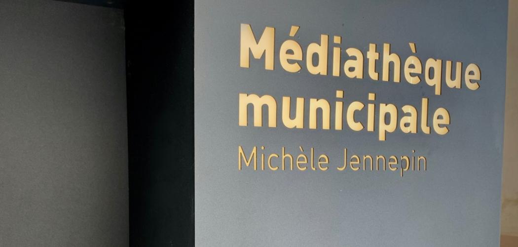 Ouverture de la nouvelle médiathèque