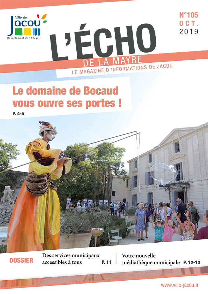 L'Écho de la Mayre - Octobre 2019