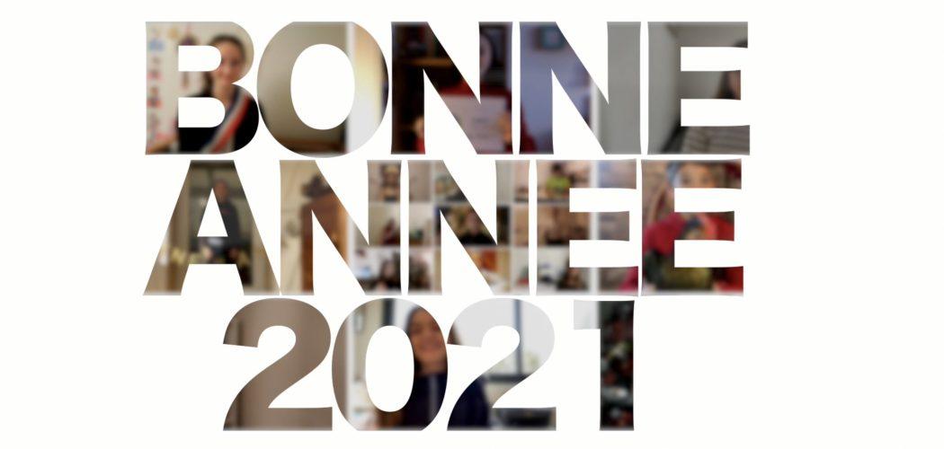 Meilleurs vœux 2021 [ Vidéo ]