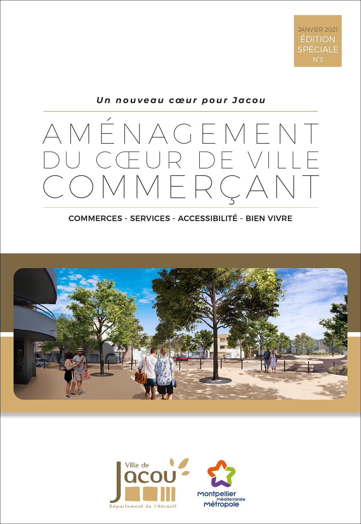 Permanences - Projet cœur de ville 1