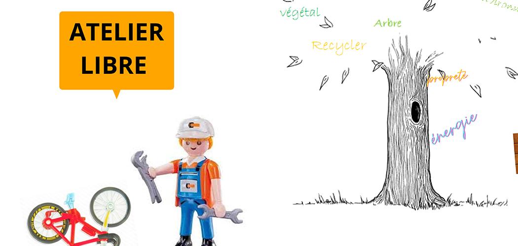 Action CEJ/IME - Ateliers de réparation d'objets